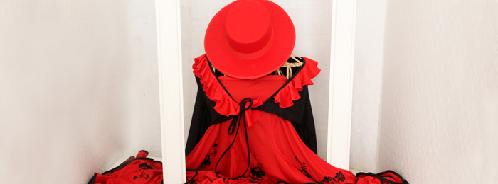 Flamenco dance accessories